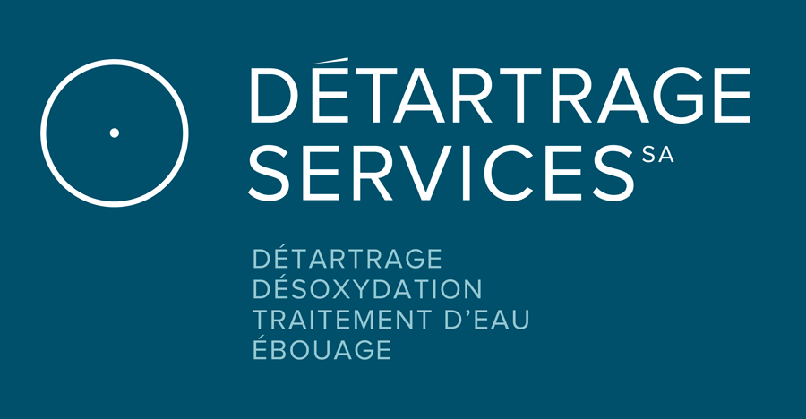 Détartrage service logo